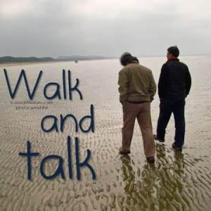 walk-and-talk